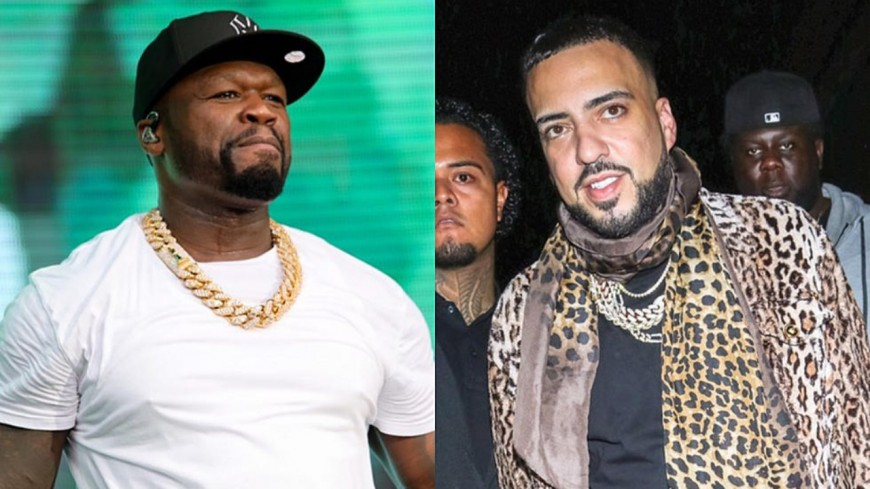 """French Montana spoile """"Power"""" dans son beef avec 50 Cent !"""