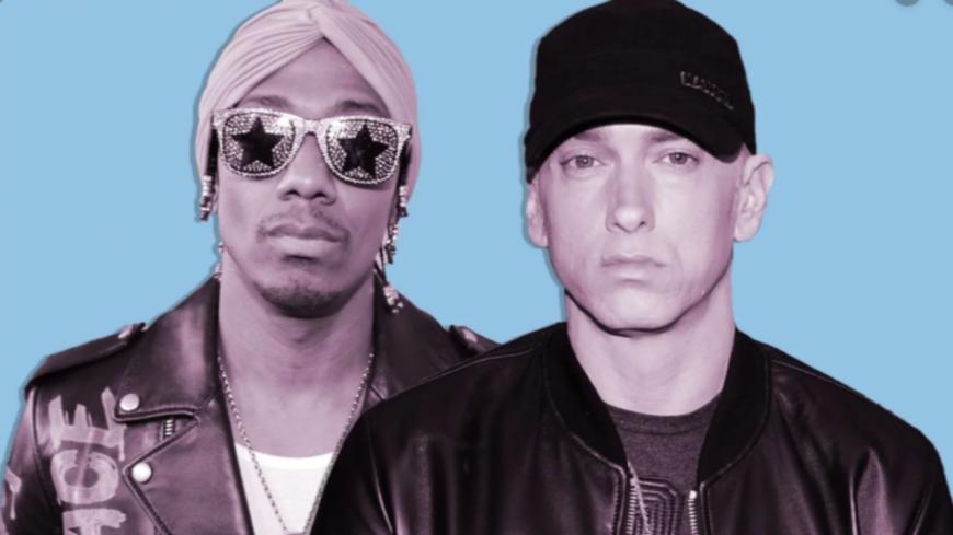 Nick Cannon sort un nouveau diss track contre Eminem