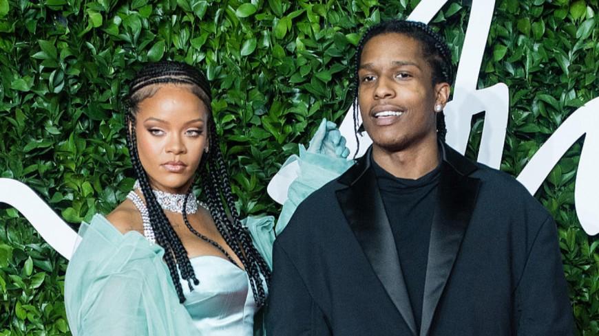 Rihanna et A$AP Rocky sont-ils en couple ?