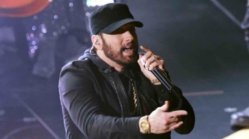 Eminem : Sa performance aux Oscars !