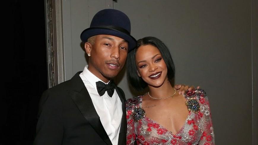 "Rihanna travaille avec Pharrell Williams pour ""R9"""