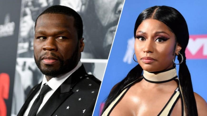 50 Cent aurait pu signer Nicki Minaj !