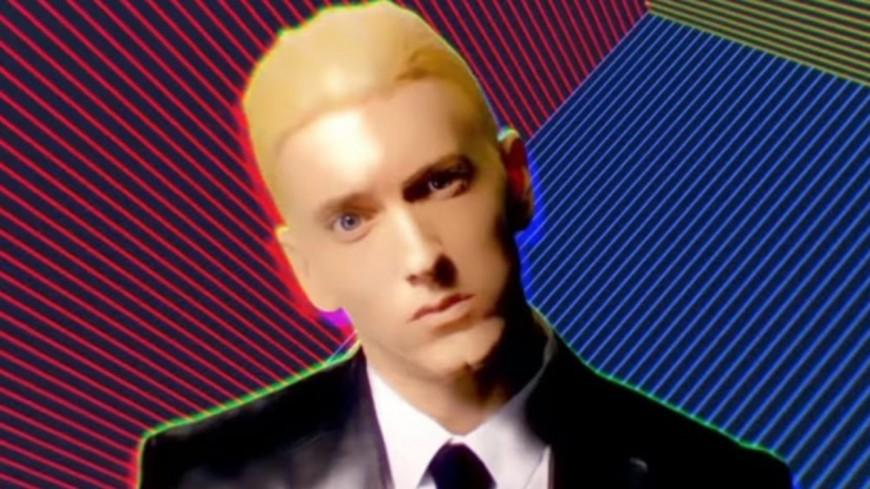 """Eminem : """"Rap God"""" dépasse le milliard de vues !"""