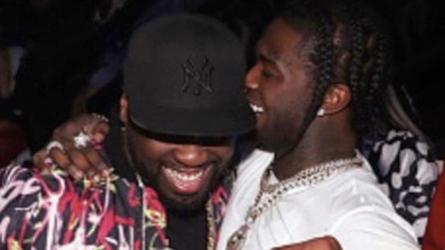 Pop Smoke : 50 Cent souhaite terminer la réalisation de ses albums !
