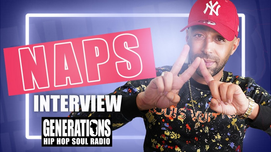Naps en interview  : Carré VIP, le travail, le soutien de son entourage, la tournée...