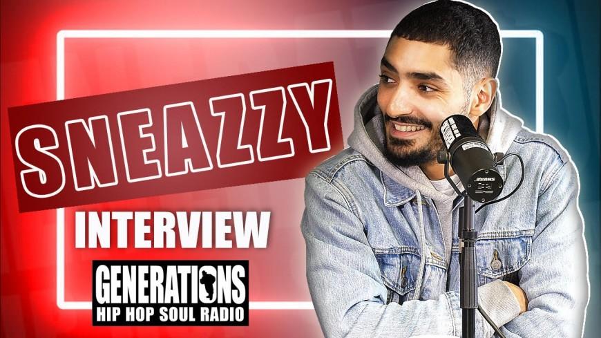 """Sneazzy en interview : """"Nouvo Mode"""", la musique, le cinéma, la mode, le football..."""