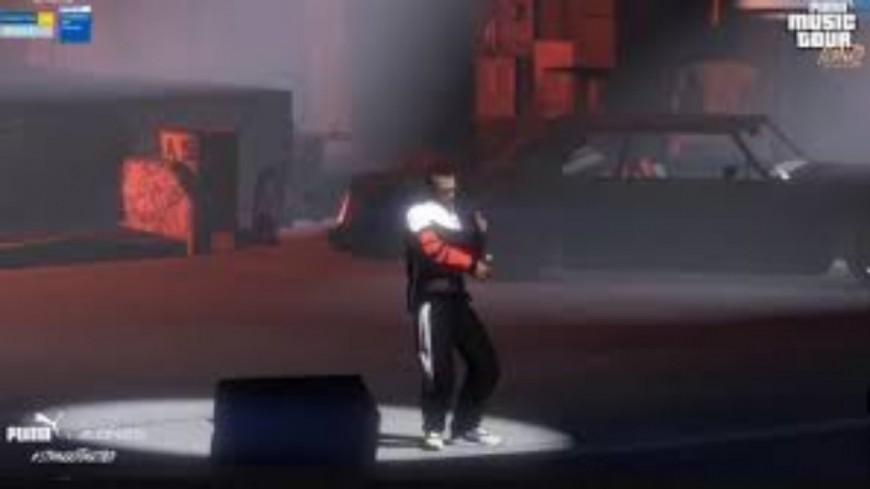 Alonzo a donné un concert à Los Santos  !