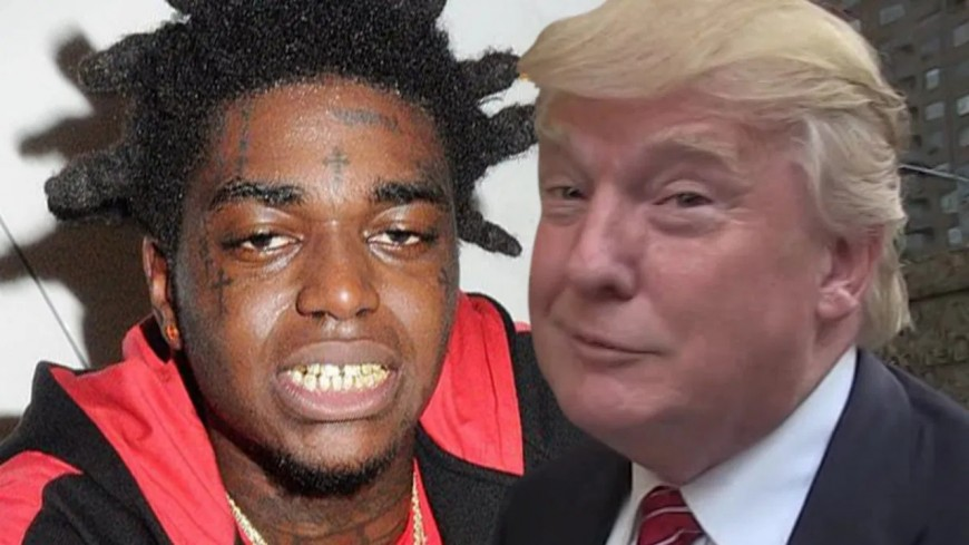 Kodak Black veut rencontrer Donald Trump