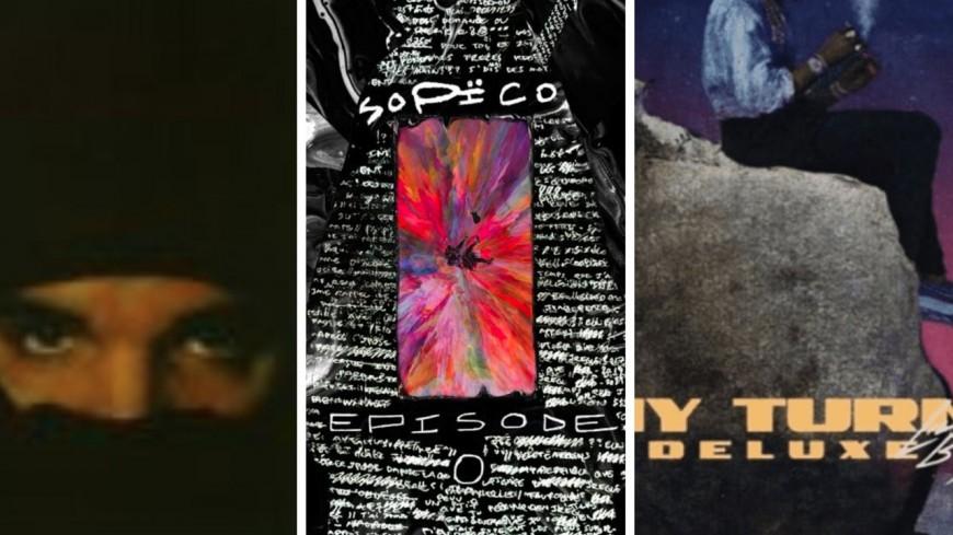 Drake, Sopico, Lil Baby : les sorties de la semaine