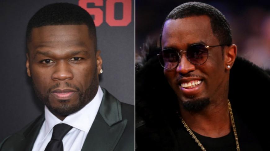 50 Cent s'en prend à Diddy