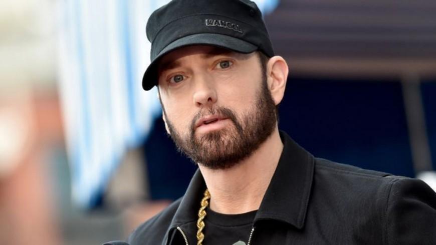 """Eminem : """"2Pac avait la meilleure plume de tous les temps"""""""
