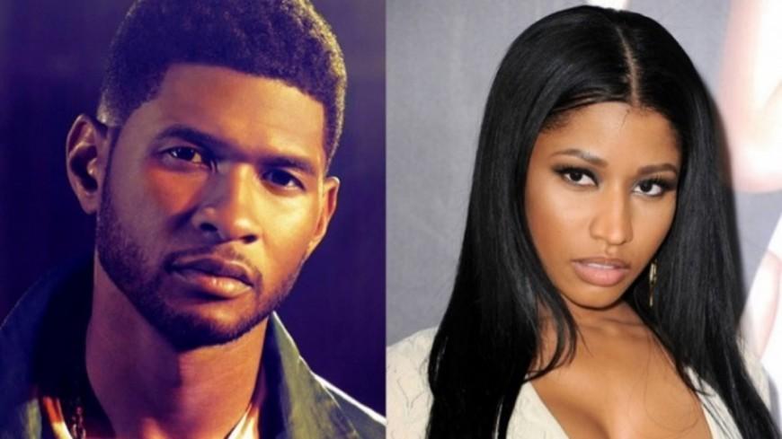 Usher trollé par des fans pour ses propos sur Nicki Minaj