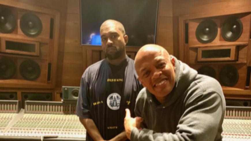 Kanye West : son projet avec Dr. Dre arrive !
