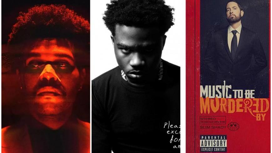 The Weeknd, Roddy Ricch, Eminem : la liste des albums les plus vendus au monde en 2020