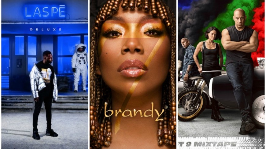 Yaro, Dabs, Brandy : les sorties de la semaine