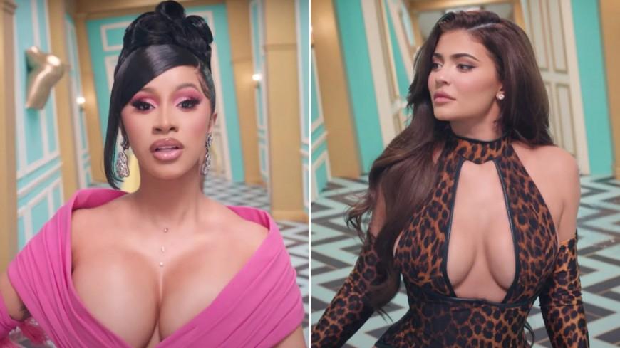 """Cardi B défend la participation de Kylie Jenner au clip de """"WAP"""""""