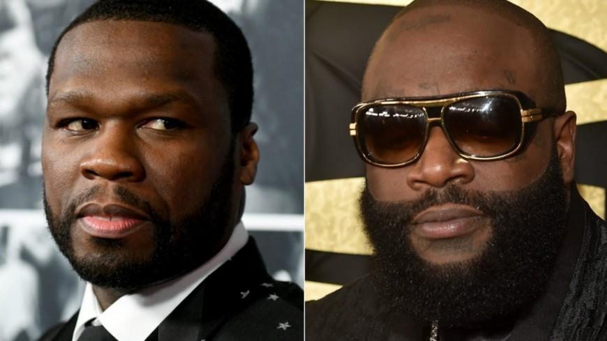 50 Cent perd un procès contre Rick Ross