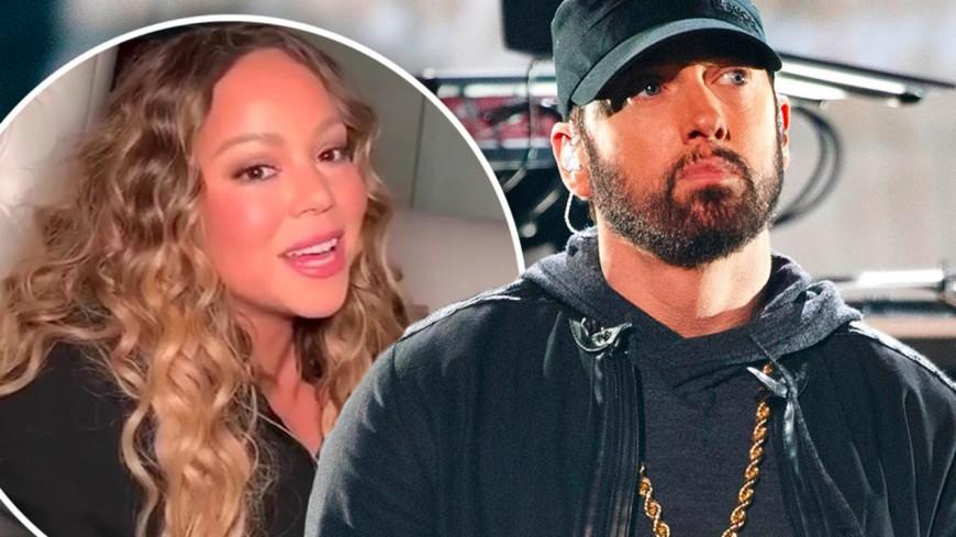 Eminem :  inquiété par les révélations de Mariah Carey ?