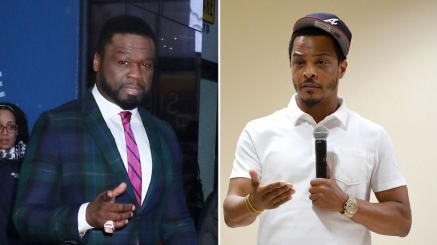 50 Cent et T.I. s'accrochent à cause de Verzuz !