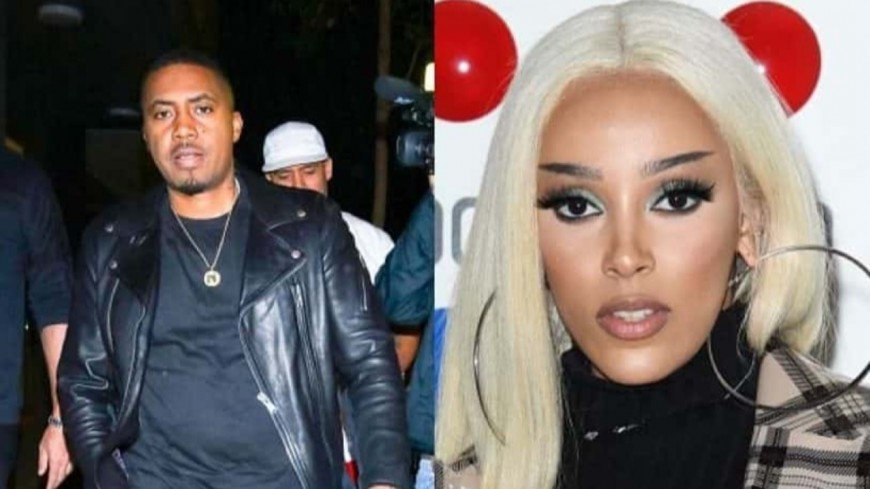 Doja Cat refuse le clash avec Nas !
