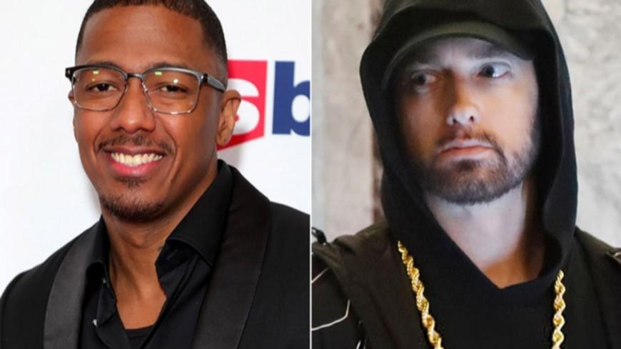 """Nick Cannon veut que Royce Da 5'9"""" l'aide à se réconcilier avec Eminem"""