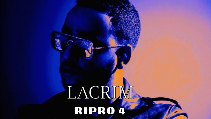 """Lacrim : la tracklist dingue de """"R.I.P.R.O 4"""" dévoilée !"""