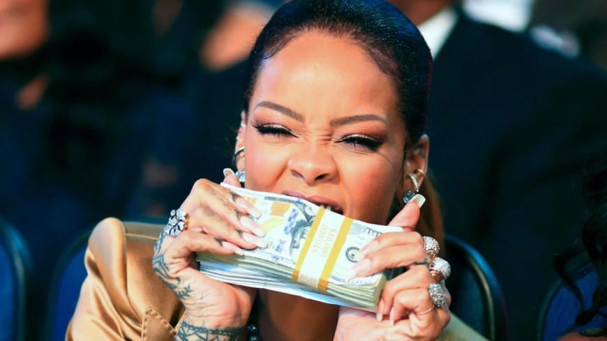 Rihanna fait partie des femmes les plus riches du monde !