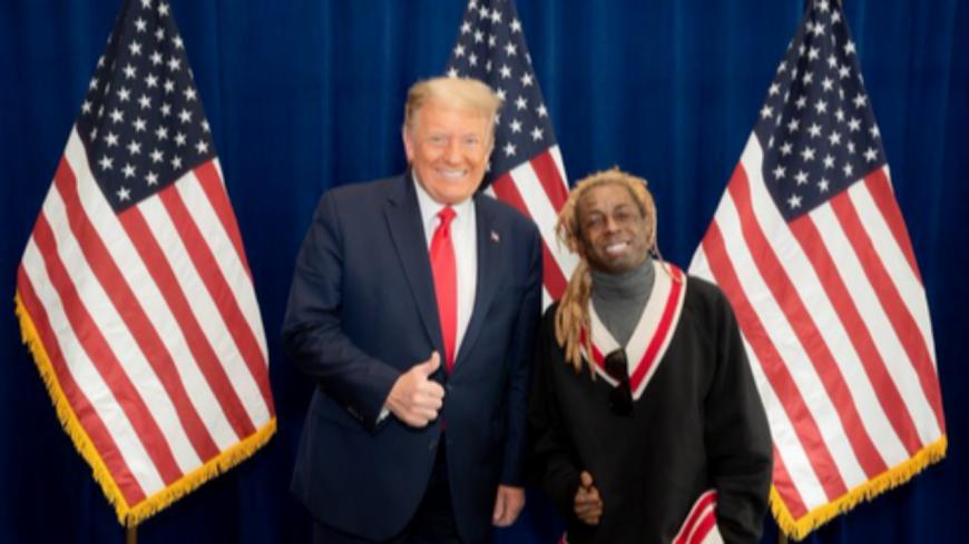 Lil Wayne annonce son soutien à Trump !