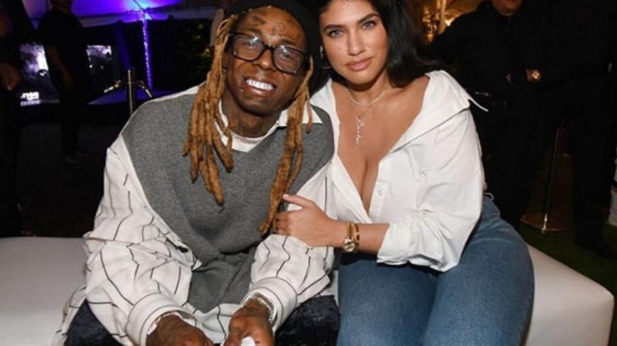 Lil Wayne  : sa copine le quitte parce qu'il soutient Trump !