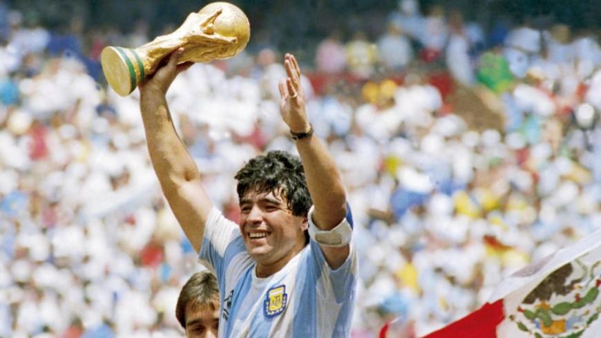 Le rap français rend hommage à Diego Maradona