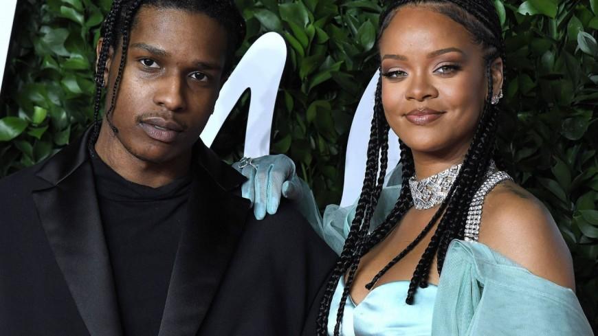 Rihanna  est-elle  en couple avec Asap Rocky ?