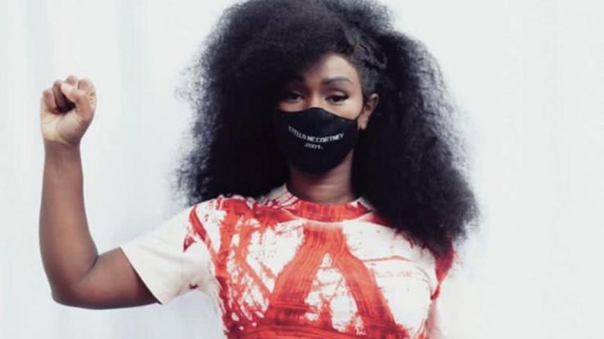 Assa Traoré participe à la nouvelle collection de Stella McCartney !