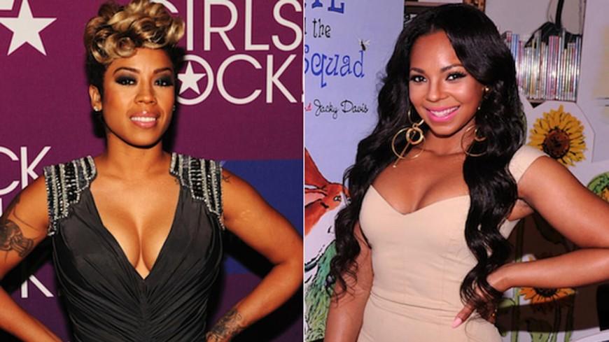 Ashanti vs Keyshia Cole, le prochain Verzuz !