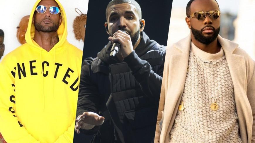 Booba accuse Gims d'avoir plagié Travis Scott, Drake et Justin Timberlake !