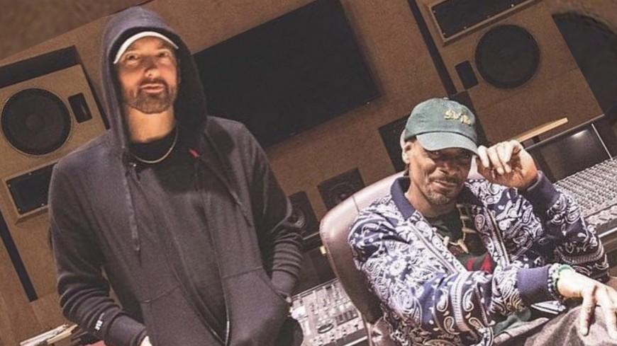 Eminem a-t-il clashé Snoop Dogg ?