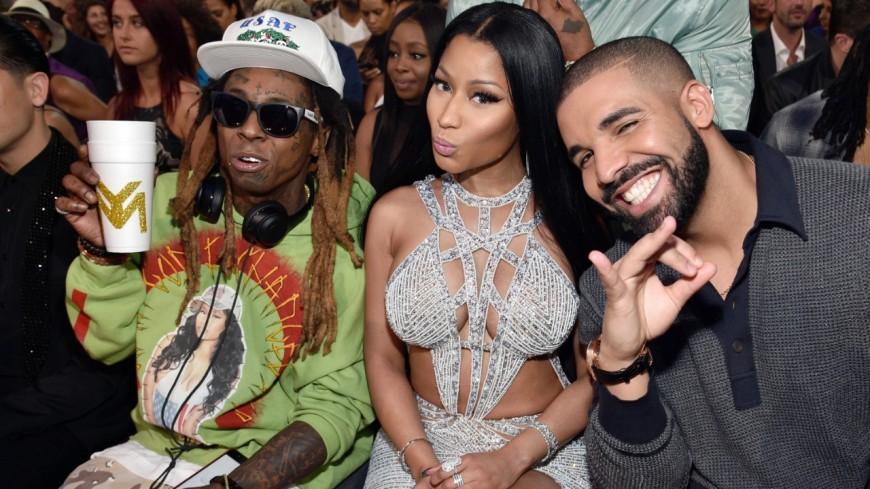 Lil Wayne a vendu les masters de Drake et Nicki Minaj !