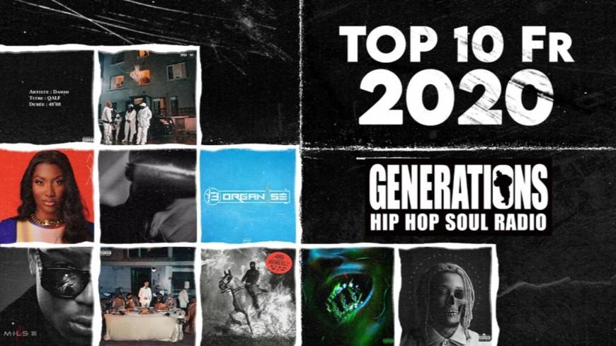 Le Top 10 rap français de la rédaction
