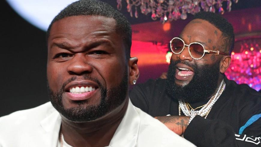 Rick Ross attaque 50 Cent !