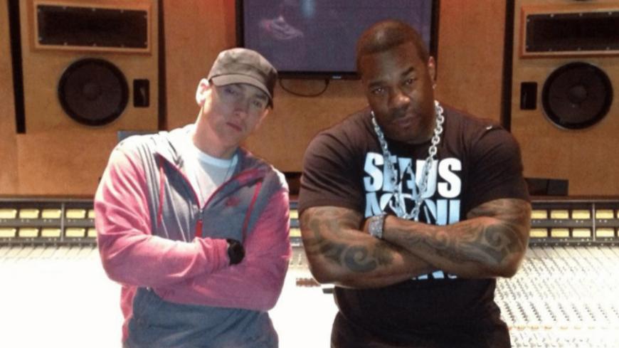 Busta Rhymes : son titre avec Eminem s'est transformé en battle !