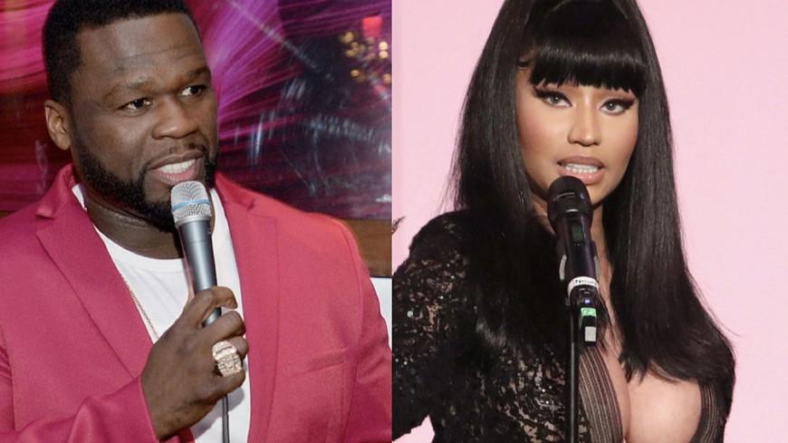 50 Cent trouve un surnom pour le fils de Nicki Minaj