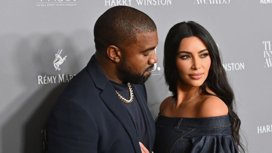 Kanye West : à contrecœur, il accepte de divorcer