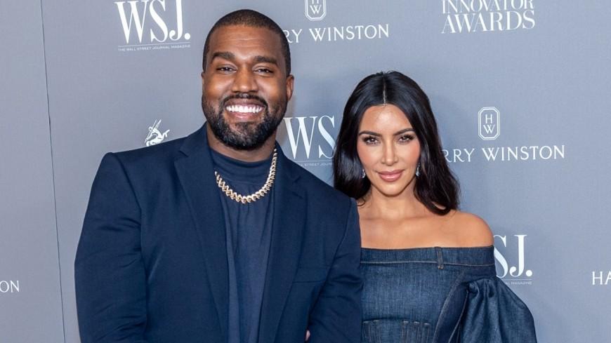 Kanye West et Kim Kardashian : séparés depuis plus d'un an ?