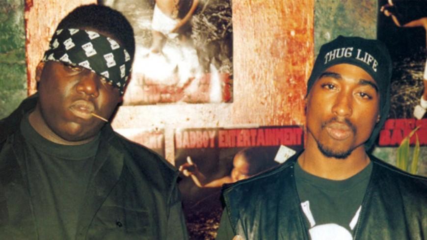 Un battle Verzuz entre Tupac et Biggie ?