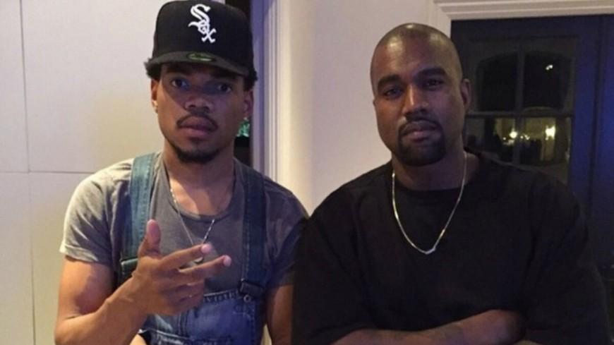 Kanye West hurle sur Chance The Rapper : la vidéo qui fait le buzz