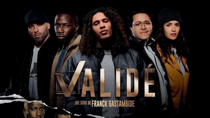 """""""Validé"""" élue série française préférée de 2020 !"""