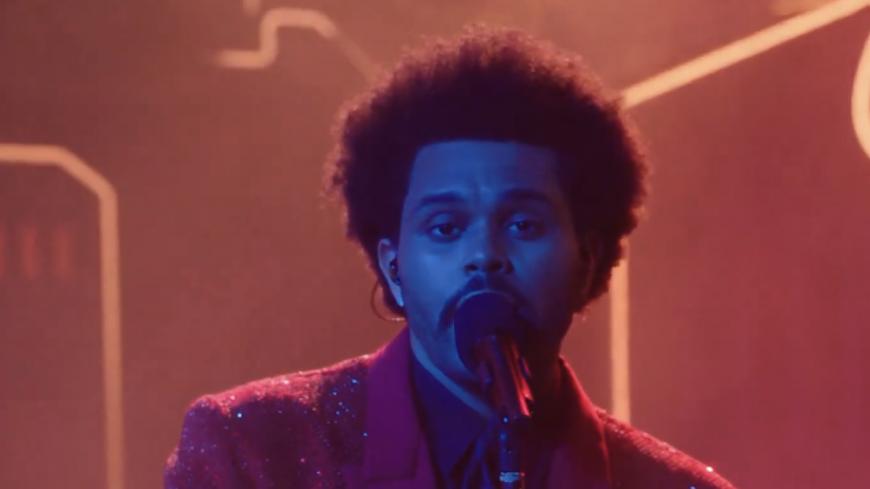 The Weeknd : revivez son show durant le Superbowl !