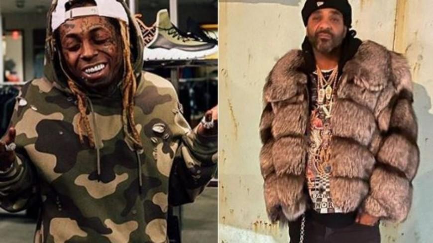Quand Jim Jones a voulu s'en prendre à Lil Wayne