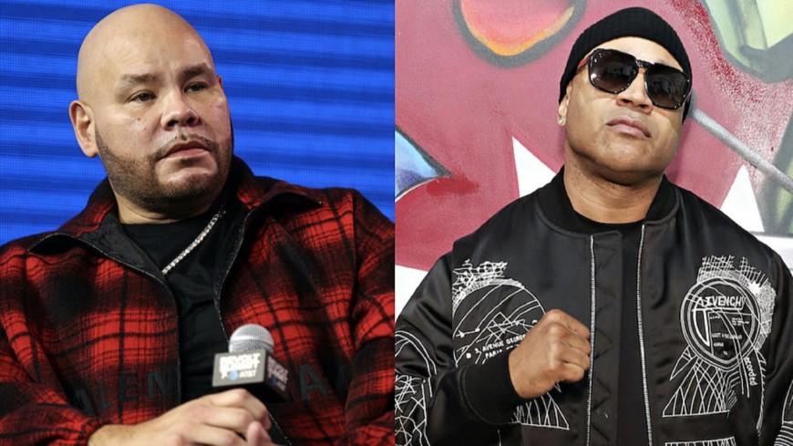 """Fat Joe ne veut pas affronter Ll Cool J dans """"Verzuz"""""""