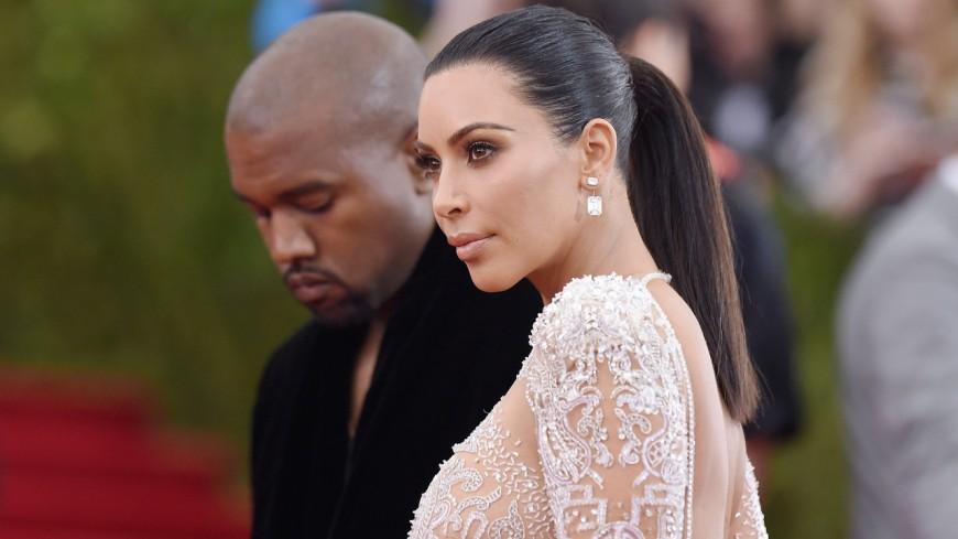 Kanye West : le divorce avec Kim Kardashian est lancé