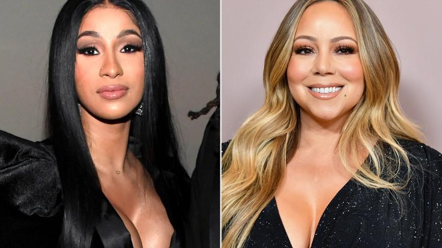 Cardi B parle de son prochain album avec Mariah Carey